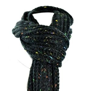 Steve Madden Womens Scarf Speckled Soft Knit New